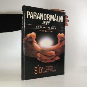 náhled knihy - Paranormální jevy. Moderní pohled