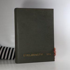 náhled knihy - Strojírenství. Číslo 1. - 12. 1954. (komplet)