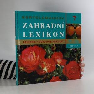 náhled knihy - Bertelsmannův zahradní lexikon. Zahradní a pokojové rostliny 7 sv. Pi-Sa