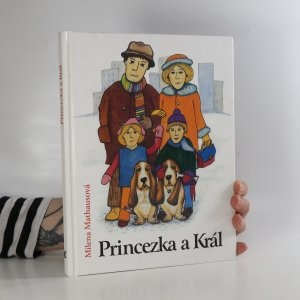 náhled knihy - Princezka a Král