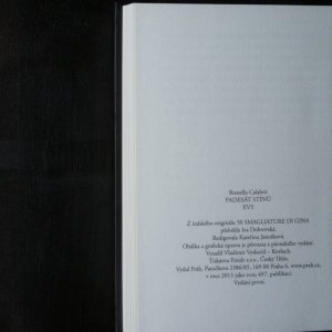 antikvární kniha Padesát stínů Evy, 2013