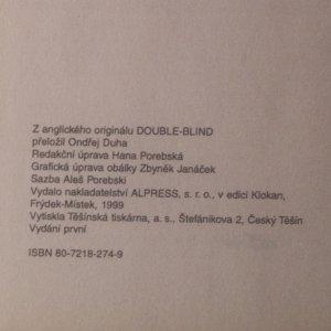 antikvární kniha Podraz, 1999