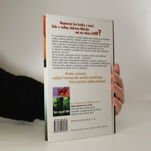 antikvární kniha Čtyři synové doktora Marche, 2001