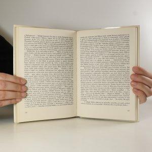 antikvární kniha Zlá krev, 1987