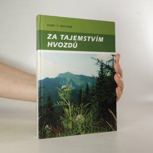 náhled knihy - Za tajemstvím hvozdů