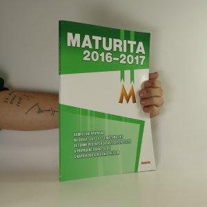 náhled knihy - Maturita 2016-2017. Matematika
