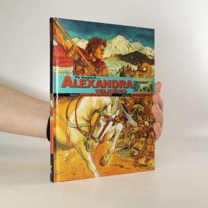 náhled knihy - Po stopách... Alexandra Velikého