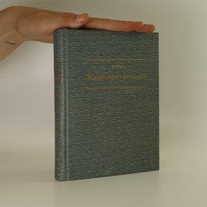 náhled knihy - Babíhněv a pelyněk