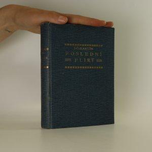 náhled knihy - Poslední flirt a jiné povídky