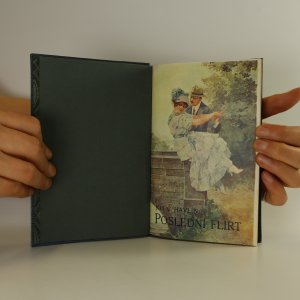 antikvární kniha Poslední flirt a jiné povídky, neuveden