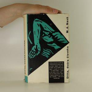 náhled knihy - Ditta, dcéra človeka