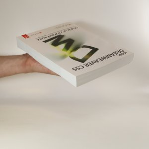 antikvární kniha Adobe Dreamweaver CS5. Oficiální výukový kurz (kniha + CD), 2010