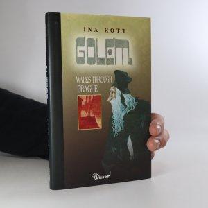 náhled knihy - Golem walks through Prague
