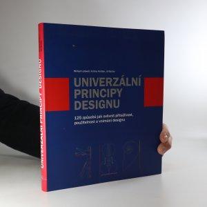 náhled knihy - Univerzální principy designu. 125 způsobů jak zvýšit použitelnost a přitažlivost a ovlivnit vnímání designu