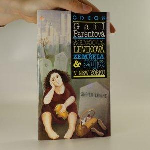 náhled knihy - Sheila Levinová zemřela a žije v New Yorku