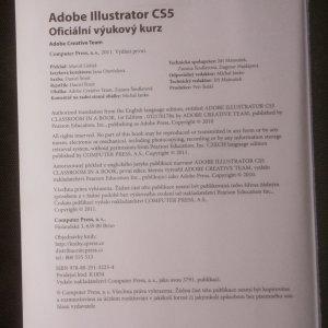antikvární kniha Adobe Illustrator CS5. Oficiální výukový kurz, 2011