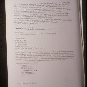 antikvární kniha Photoshop - barevný režim LAB. Tajemství kaňonů a další dobrodružství v nejsilnějším barevném prostoru (chybí příloha), 2008