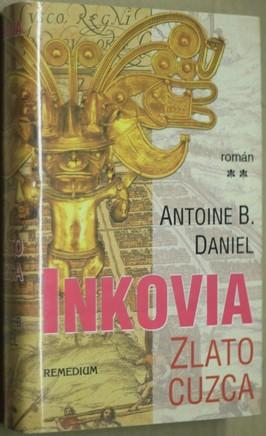 náhled knihy - Inkovia, Zlato Cuzca