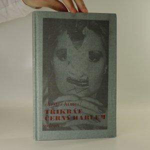 náhled knihy - Třikrát černý Harlem