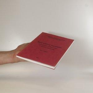 antikvární kniha Nový světový nepořádek, 1994