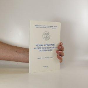 náhled knihy - Výchova k evropanství