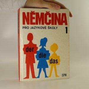 náhled knihy - Der, die, das. Němčina pro jazykové školy 1