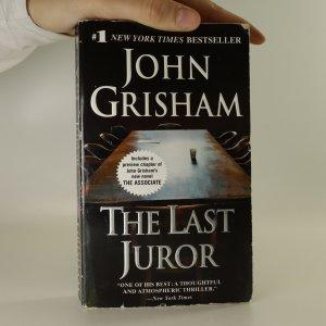 náhled knihy - The Last Juror