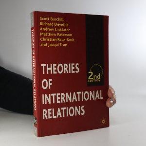 náhled knihy - Theories of international relations (razítko knihovny)