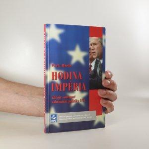 náhled knihy - Hodina impéria