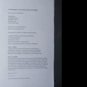 antikvární kniha The Photoshop 5/5.5 Wow! book (včetně CD přílohy), neuveden
