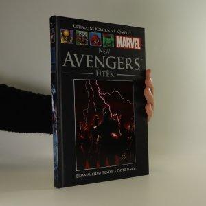 náhled knihy - New Avengers. Útěk