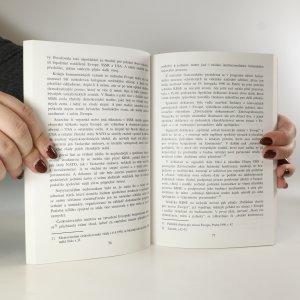 antikvární kniha Česká republika a evropské bezpečnostní struktury, neuveden