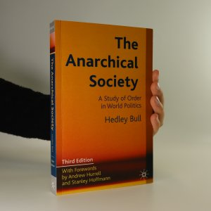 náhled knihy - The Anarchical Society