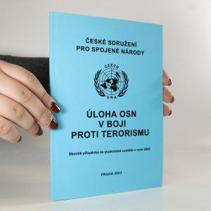 náhled knihy - Úloha OSN v boji proti terorismu