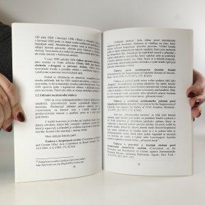 antikvární kniha Úloha OSN v boji proti terorismu, neuveden
