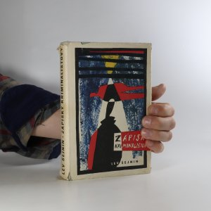 náhled knihy - Zápisky kriminalistovy