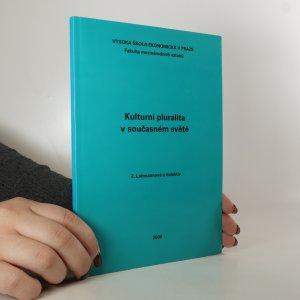 náhled knihy - Kulturní pluralita v současném světě