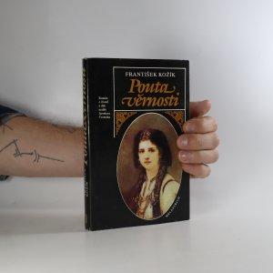 náhled knihy - Pouta věrnosti. Román o životě a díle malíře Jaroslava Čermáka