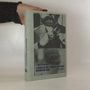 náhled knihy - Třikrát inspektor Borniche