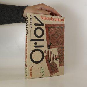 náhled knihy - Nikolský případ