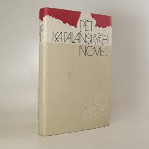 náhled knihy - Pět katalánských novel