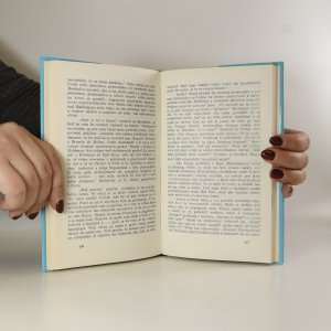 antikvární kniha Parížsky Orfeus. Román o Jacquesovi Offenbachovi, 1979