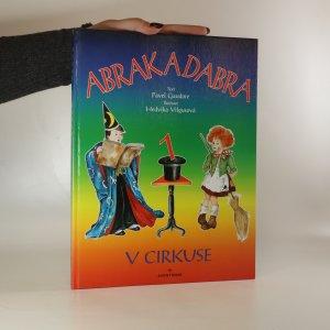 náhled knihy - Abrak a Dabra v cirkuse