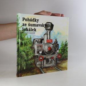 náhled knihy - Pohádky ze šumavských lokálek