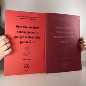 náhled knihy - Vybrané kapitoly z managementu malých a středních podniků I+II (2 svazky, viz foto)