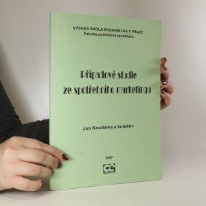 náhled knihy - Případové studie ze spotřebního marketingu