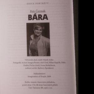 antikvární kniha Bára, 2009