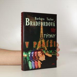 náhled knihy - Tři týdny v Paříži