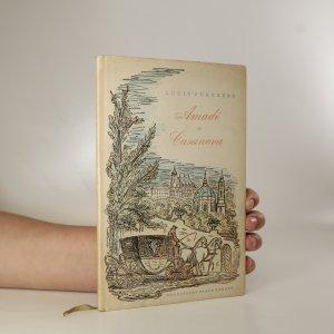 náhled knihy - Amadé a Casanova