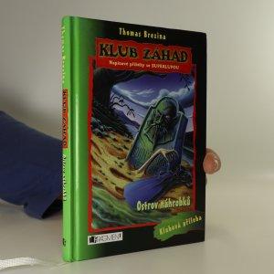 náhled knihy - Ostrov náhrobků